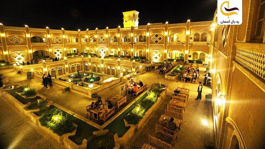 رزرو هتل 5ستاره در ایران