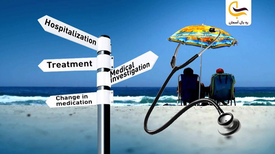 پوشش هزینه های پزشکی