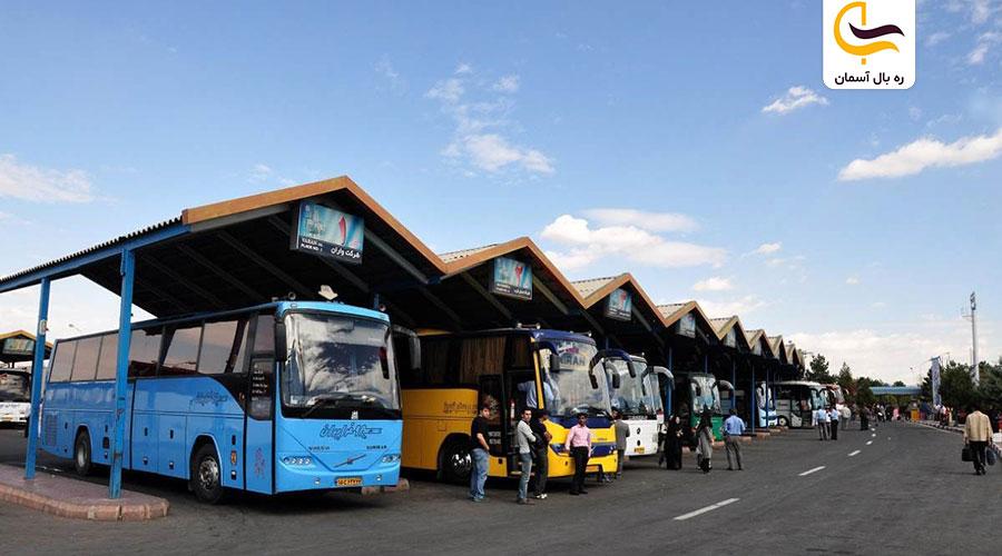 معروف ترین اتوبوس های مسافربری